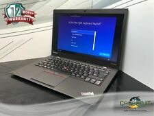 Lenovo ThinkPad X1 Carbon 3rd Gen Core i7 256GB SSD Refubished Window 10 Laptop