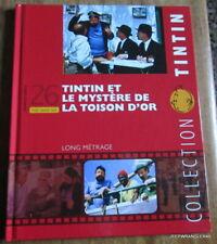LIVRET TOUT SAVOIR SUR TINTIN N° 26 ~ TINTIN ET LE MYSTERE  DE LA TOISON D' OR
