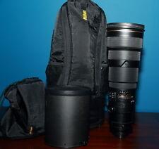Nikon NIKKOR 500mm 4 0 ED f4 500 4 f 4 ED VR II 2 G AF S SWM IF N M A A M Lens