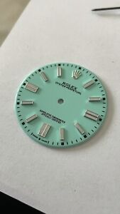 OYSTER PERPETUAL 41MM DIAL - TURQUOISE/TIFFANY BLUE
