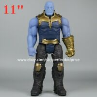"New Thanos Marvel Avengers Legends Comic Heroes Action Figure 11"" Boy Kids Toys"
