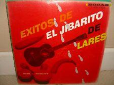 Yomo Toro Maso Rivera Exitos Del Jibarito De Lares - Mega Rare LP Fair Cond L1