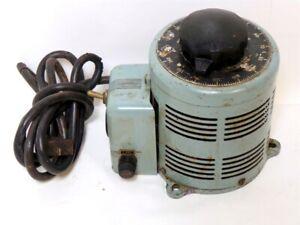 Powerstat 116 Variable Auto Transformer