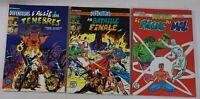 Les Défenseurs - 3 numéros n° 9 à 11 - Artima Color MARVEL Super Star DEFENDERS