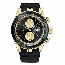 Edox 01121 357JNC NID Men's Grand Ocean Black Automatic  Watch