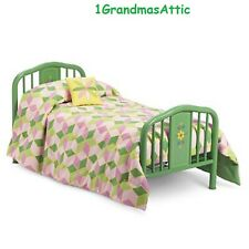 American Girl Kit's Bed & Quilt Set Bedding Mattress Pillow Ruthie NIB RETIRED