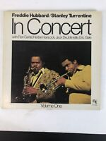 Freddie Hubbard/Stanley Turrentine In Concert Vol.1 (Vinyl LP 1974, CTI)  RC-1