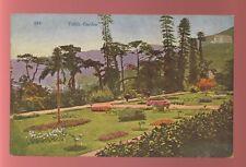 HONG KONG Public Garden PPC Faults c1920s?