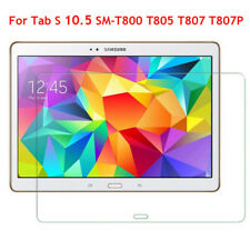 Tempered Glass Screen Protector For Samsung Galaxy Tab S 10.5 SM-T800 T805 T807P
