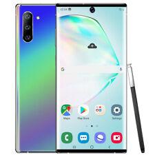 Note 10+ Plus 6.8'' 2+16G Unlocked Smartphone Full HD Dual SIM Mobile 4G 4500mAh