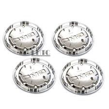 "4x 7 1/2"" Wheel Center Hub Caps Chrome For GMC SIERRA 1500 DENALI YUKON XL 20"""