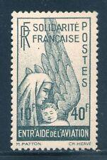 COLONIES GENERALES Poste aérienne 1 neuf sans charnière, TRES BEAU.
