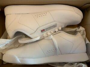 maníaco Almacén Último  Las mejores ofertas en Reebok Princess blanco Zapatos Deportivos Reebok  Para Mujer | eBay