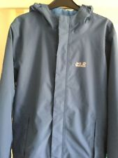 Girl's/small ladies Jack Wolfskin waterproof jacket age 13-14/ladies 12-14