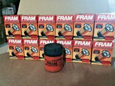 FRAM PH3682 (Lot of 12) Engine Oil Filter fits 240SX 300ZX Q45 DL GL 1955 - 1999