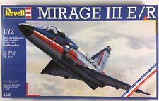 Revell Mirage III E/R Model Kit - 1:72 Scale (4438)