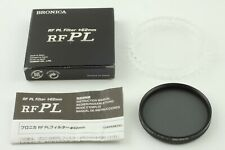 [MINT in Box] Bronica RF PL Filter Φ62 for Zenzanon 100mm Lens From Japan #1458