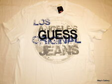GUESS Jeans Cotton Logo T- shirt Tee Blouse Graphic T Shirt Tank Top NWT Sz M