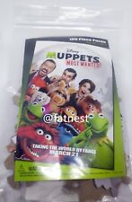 Muppets Most Wanted 100 Pc Puzzle Disneyland Annual Pass-holder Exclusive NEW