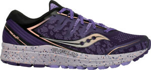 Saucony Guide ISO 2 TR Womens Trail Running Shoes - Purple
