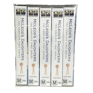 McLeods Daughters The Complete First Series Season 1 VHS Video Box Set NEW