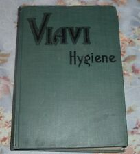 1912 EASTERN VIAVI COMPANY HYGIENE SYSTEM TREATMENT BOOK Hartland Herbert Law
