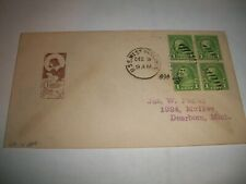 USS WEST VIRGINIA BB-48  Battleship Letter envelope canceled 1934 Pearl Harbor