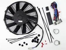 Revotec Electronic Cooling Fan Conversion Kit MG Midget Vertical - Neg Earth