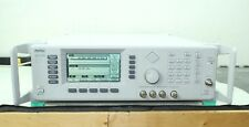 Anritsu 68369anvc Synthesized Sweeper Signal Generator 10 Mhz 40 Ghz Cald 2b