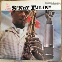 Sonny Rollins – The Sound Of Sonny Riverside Records RLP 12-241 ITALY 1986 NM