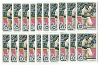 x300 KYLE LEWIS 2020 Bowman #78 Rookie Card RC logo lot/set Seattle Mariners hot