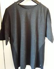 BMW T Shirt Gr.L dunkelgrau/schwarz