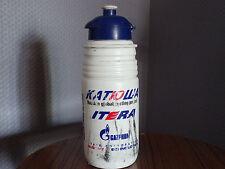 KATUSHA ITERA GAZPROM Bidon Water Bottle Cycling 2009-2010