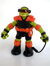 Figurine tortue Ninja TMNT Viacom toys 2013 Mickey 11 cm action figure OOZE