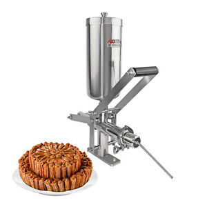 Churro Filler | Commercial Cream Filling Machine | Stainless Steel | 5 L