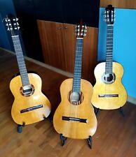 Handgearbeitete Schellack polierte Gitarren