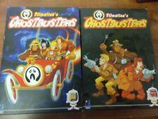 GhostBusters (Filmation) TUTTA LA SERIE tv COMPLETA 65 EP. IN DVD IN ITALIANO