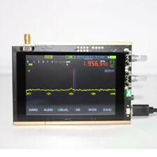 "50k 2ghz DSP MALACHITE Receiver SDR Radio 3.5"" LCD Display CW Decoding Function"