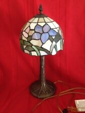 18 Inch Victorian Tiffany Style Table Lamp Stained Glass Desk Lamp