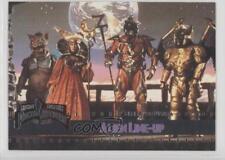 1995 #16 Mordant Rita Repulsa Lord Zedd Goldar Non-Sports Card 3c7
