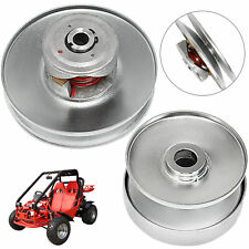 "Go Kart Torque Converter 40 Series Clutch Motorcycle 1"" Driver Pulley Set Great"