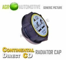 CONTINENTAL DIRECT RADIATOR EXPANSION TANK CAP OE QUALITY - CFC501