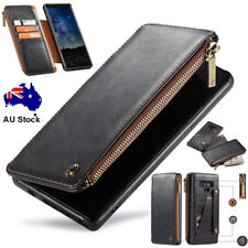 Flip Leather Multi-function Wallet Case Full Cover For Samsung Galaxy Note 9