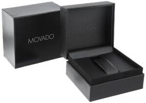 New MOVADO Watch Box