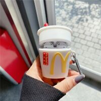 McDonald's Drink AirPods Case for AirPods 1, 2 and Pro