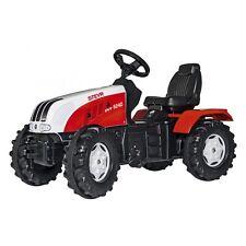 Rolly Toys Steyr CVT 6225 plus Traktor ohne FrontladerTrettraktor rot