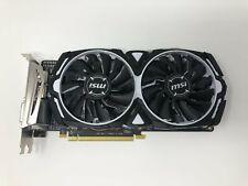 MSI Radeon RX 580 4GB Armor OC Graphics Card