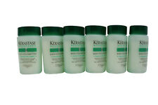 Kerastase Bain Volumactive Travel Size Shampoo Fine Hair 1 OZ  Set of 6