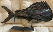 3D Metal Art – Dolphin Mahi Fish