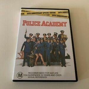 Police Academy (DVD) Steve Guttenberg Kim Cattrall 1